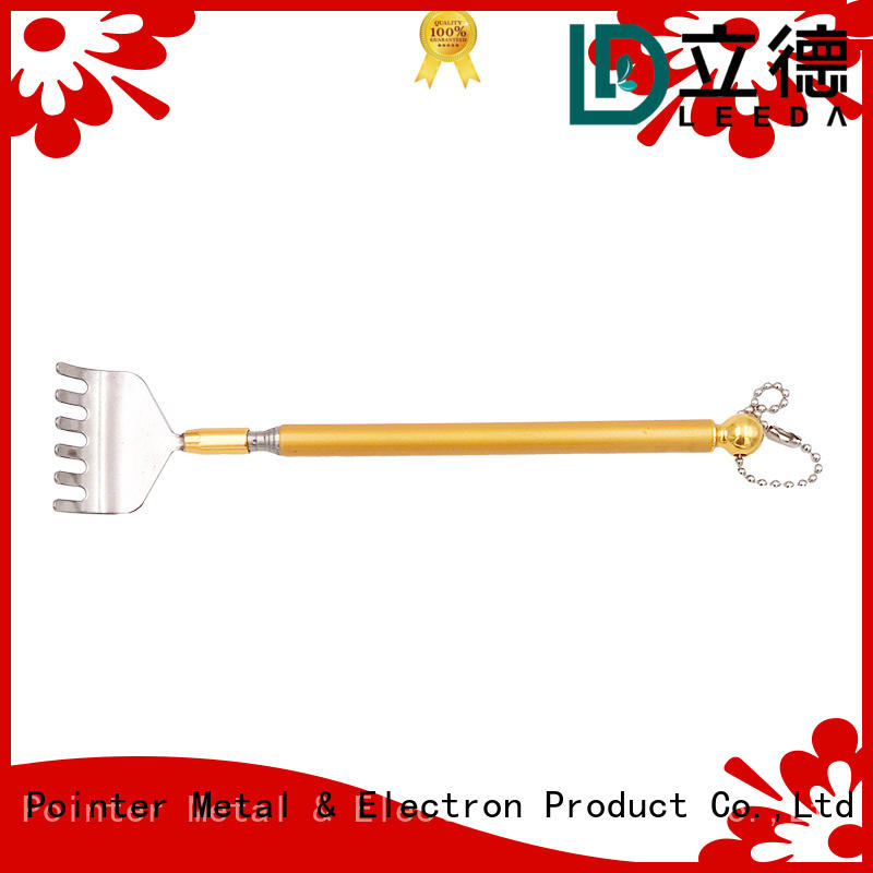 adjustable telescopic back scratcher wooden factory price for home