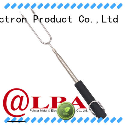 customized metal bbq skewers pvc online for barbecue