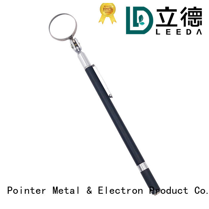 customized telescopic inspection mirror telescope promotion for workshop