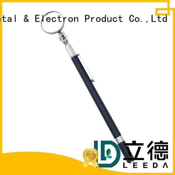 Bangda Telescopic Pole pick telescoping mirror promotion for vehicle checking