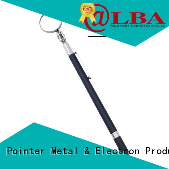 Bangda Telescopic Pole good quality large inspection mirror on sale for workshop