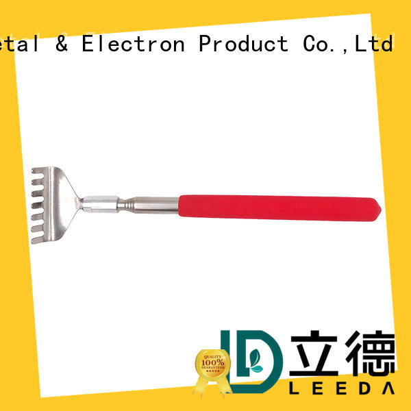 professional extendable back scratcher telescopic factory price for family