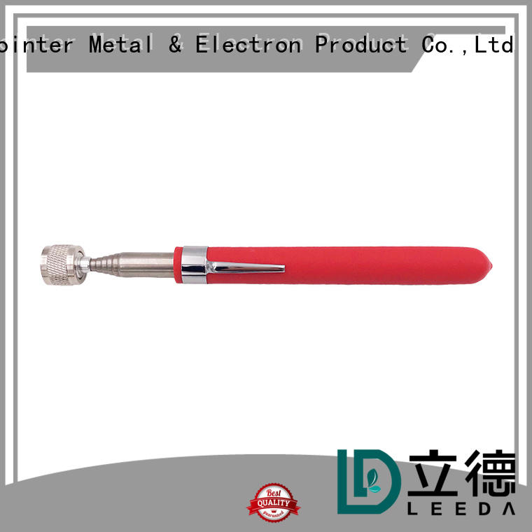 rotatable magnet pick up tool rubber promotion for workplace