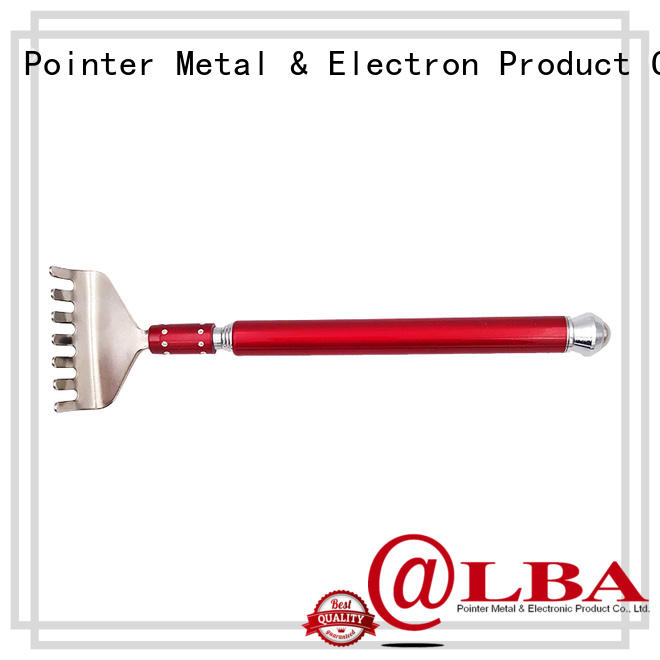 professional portable back scratcher pvc factory price for home