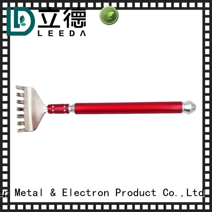 customized metal back scratcher clean manufacturer for untouchable back