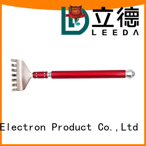 Bangda Telescopic Pole back metal extendable back scratcher manufacturer for family