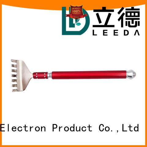 Bangda Telescopic Pole back metal extendable back scratcher manufacturer for family