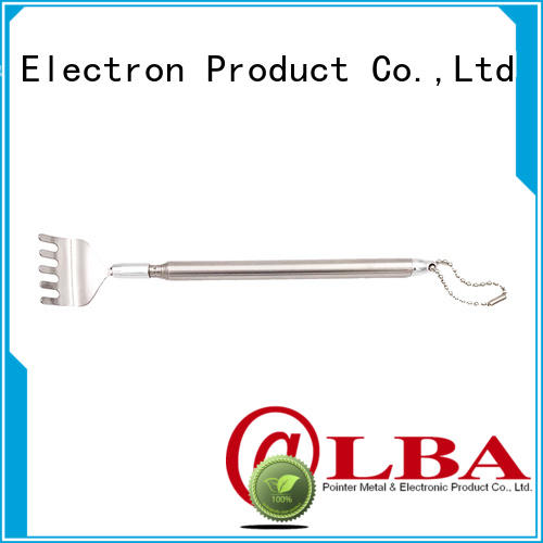 professional metal extendable back scratcher stick on sale for household