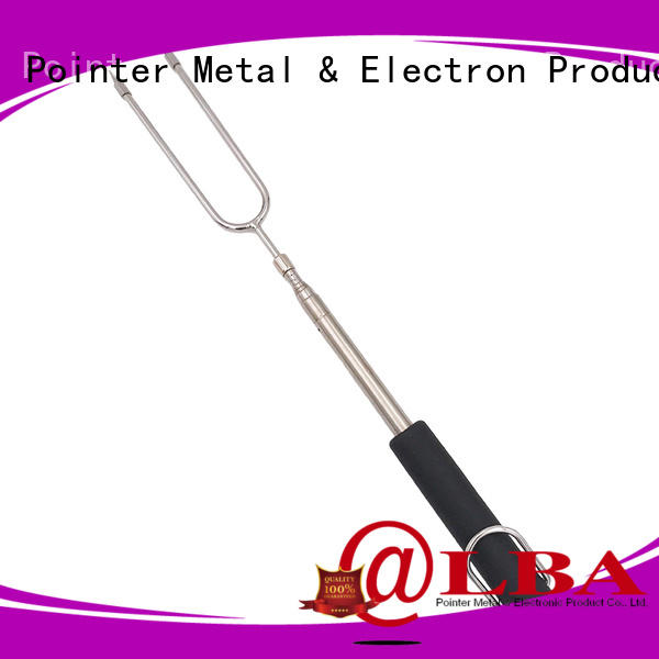 telescopic long bbq fork promotion for barbecue Bangda Telescopic Pole