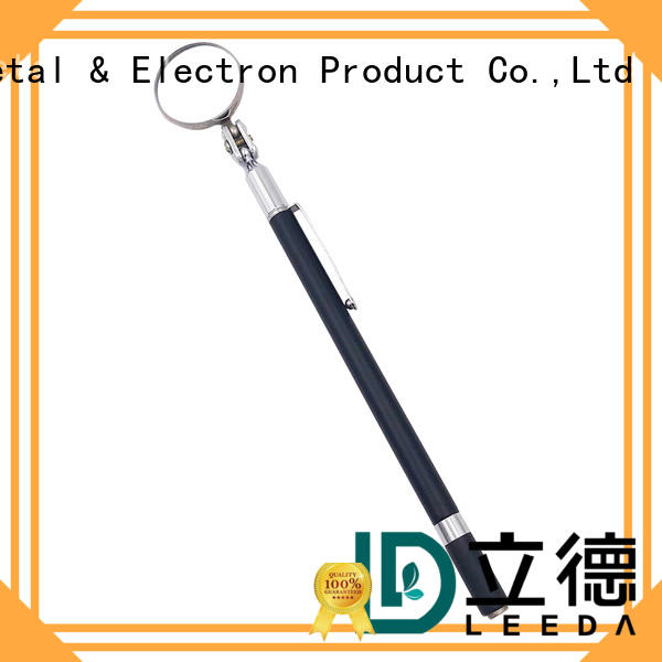 Bangda Telescopic Pole professional under vehicle inspection mirror from China for workplace