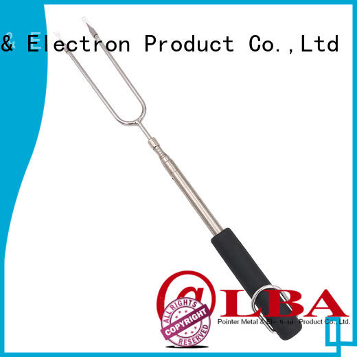 Bangda Telescopic Pole secure steel skewers supplier for outdoor party