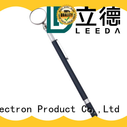 Bangda Telescopic Pole inspection vehicle search mirror from China for workplace