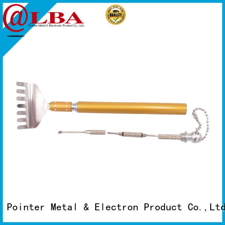 Bangda Telescopic Pole adjustable metal extendable back scratcher factory price for home