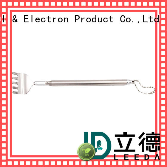 Bangda Telescopic Pole adjustable metal back scratcher factory price for untouchable back