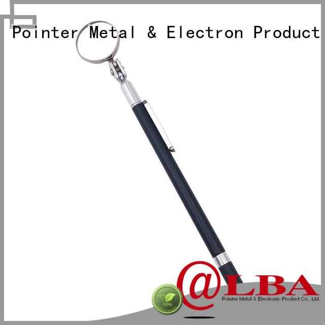 Bangda Telescopic Pole customized car inspection mirror rubber for workplace