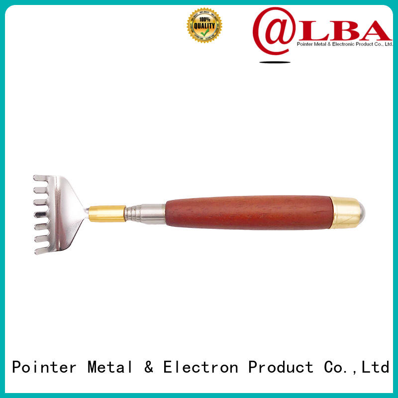 Bangda Telescopic Pole g11502 metal extendable back scratcher manufacturer for family