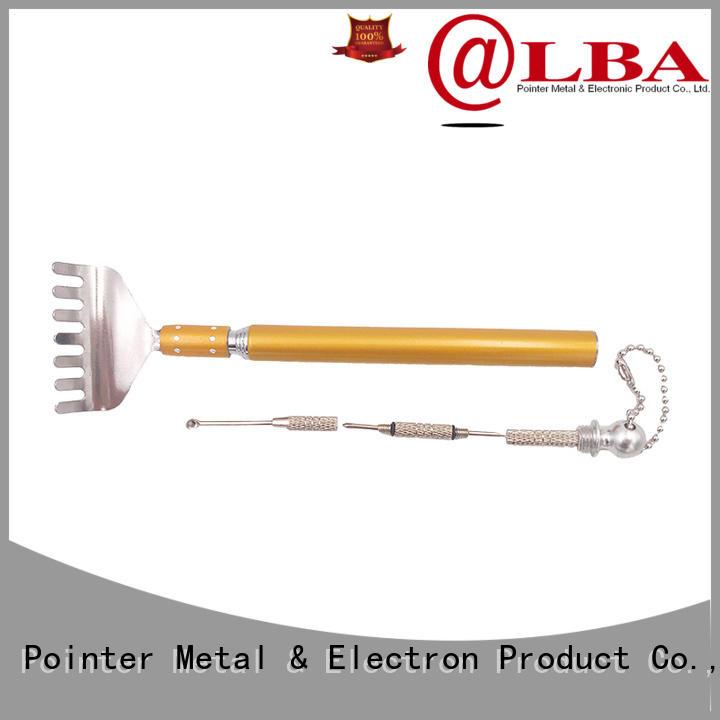anti-rust metal extendable back scratcher g11496 manufacturer for untouchable back