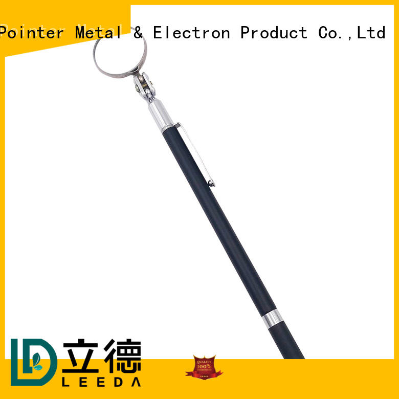 Bangda Telescopic Pole small small inspection mirror online for vehicle checking