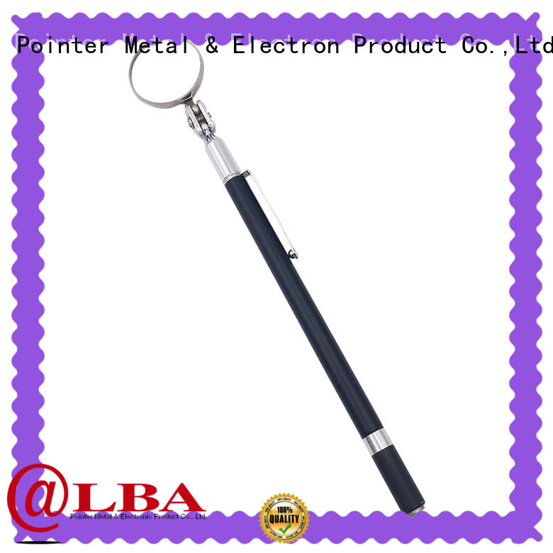 Bangda Telescopic Pole extendable vehicle search mirror promotion for vehicle checking