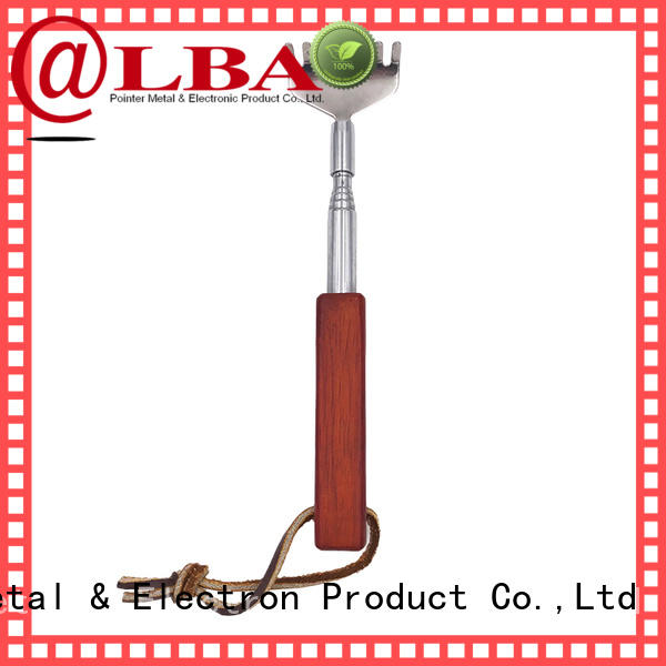 Bangda Telescopic Pole anti-rust back scratcher pen on sale for household