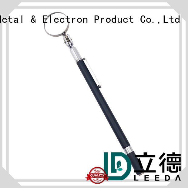 Bangda Telescopic Pole durable vehicle checking mirror from China for vehicle checking