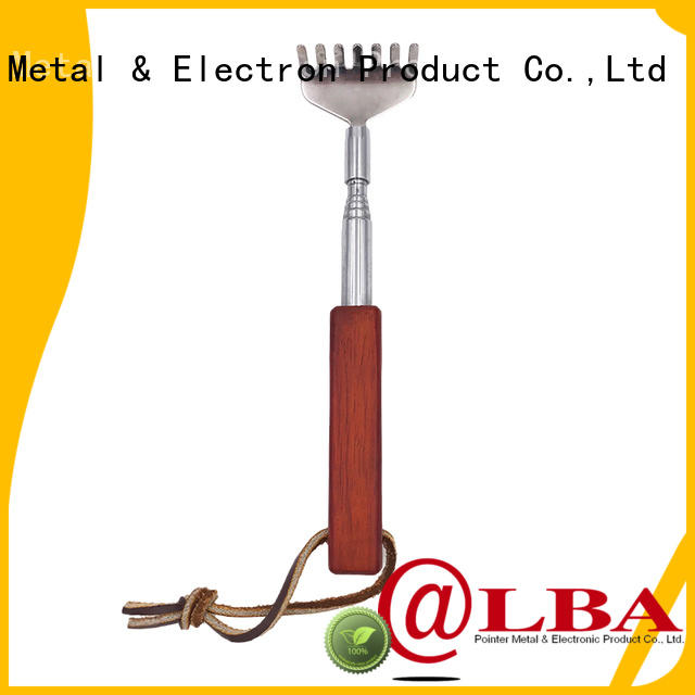 customized metal extendable back scratcher claw on sale for home